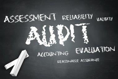 Blackboard Audit