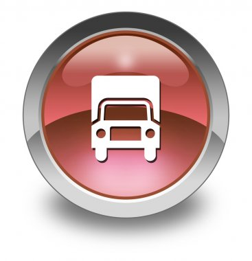 Icon, Button, Pictogram Trucks