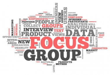 Word Cloud Focus Group
