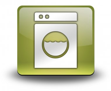 Icon, Button, Pictogram Laundromat