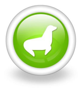 Icon, Button, Pictogram Seal