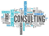 Fotografie Word Cloud Consulting