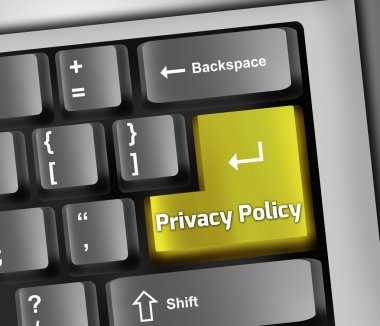 Keyboard Illustration Privacy Policy