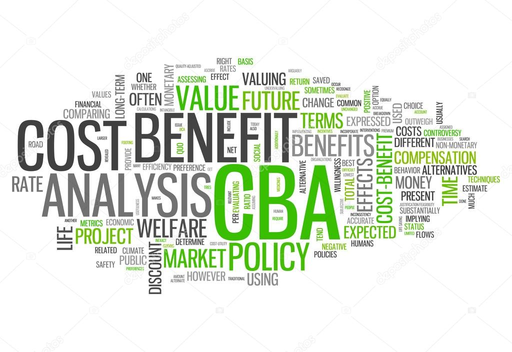 a cost benefit analysis of the welfare state A simple and compelling concept in welfare economics is the notion of cost-benefit analysis can help state and local government officials improve the quality.