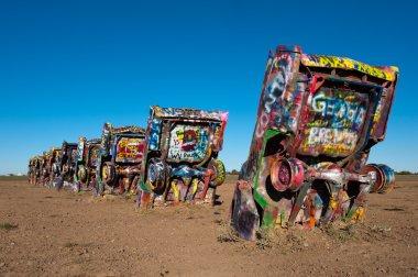 Famous art installation