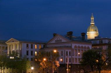 NJ State capitol