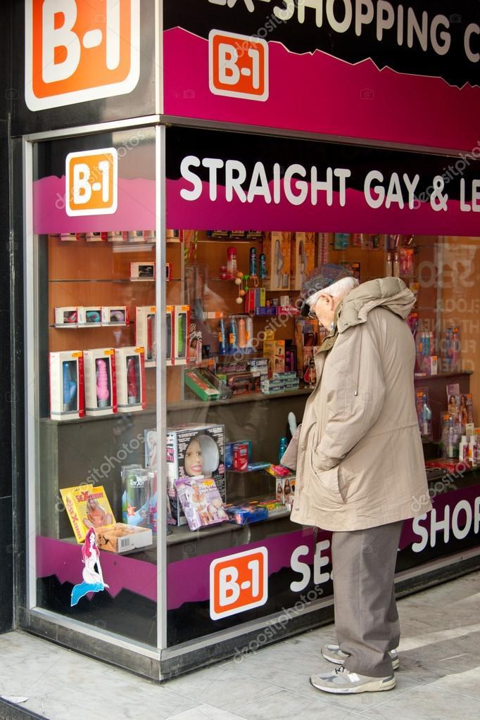 Gay sex shop online