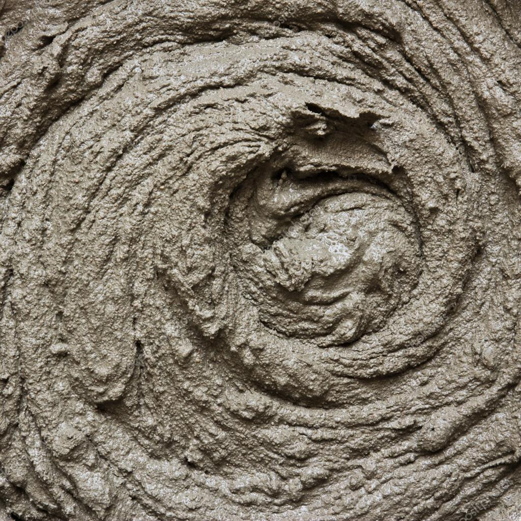 Abstract texture of cement mortar