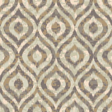 Seamless Ogee Pattern