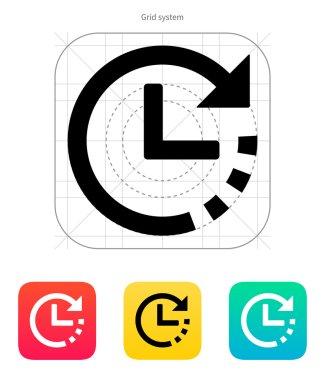 Timer icon.