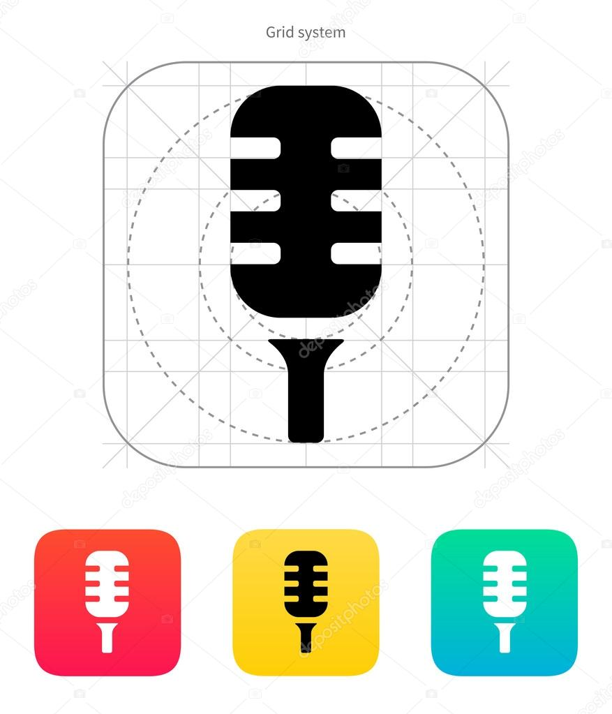 Cone de microfone de estdio vetores de stock tkacchuk 32722759 cone de microfone de estdio vetores de stock ccuart Images