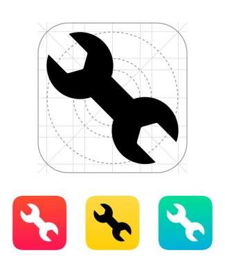 Double Wrench icon.