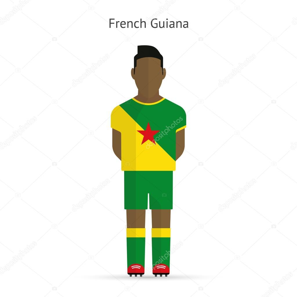 フランス領ギアナのフットボール...