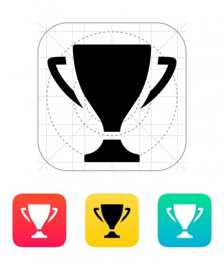 Trophy icon.