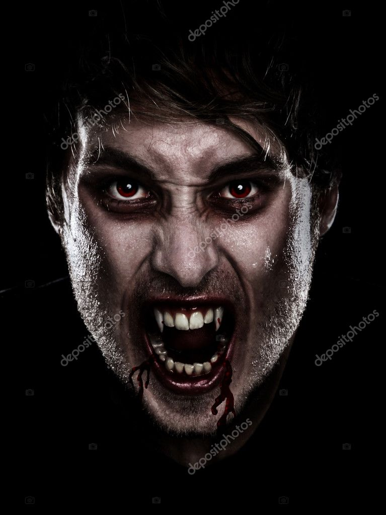 Trucco Halloween Vampiro Uomo.Immagini Halloween Vampiro Uomo Halloween Vampiro Foto Stock