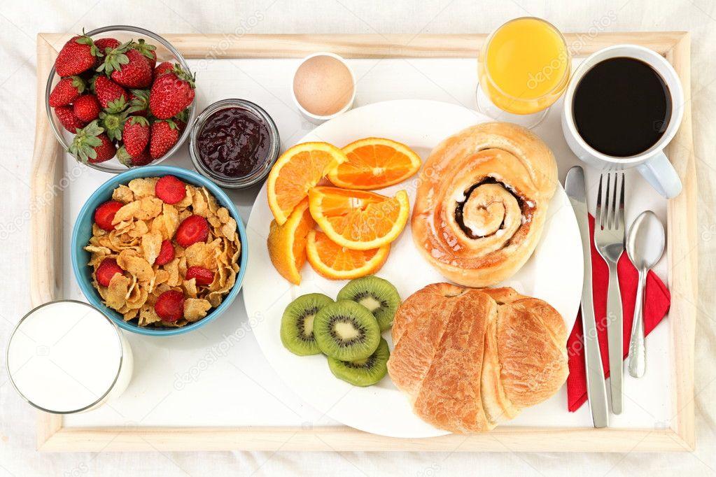 Colazione foto stock ariwasabi 21568977 for Piani colazione