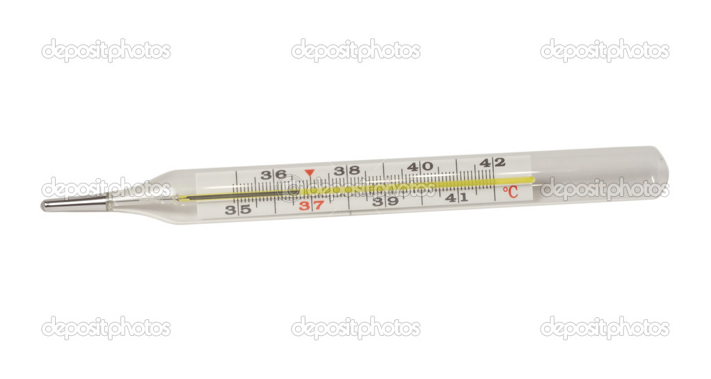 Mercurial Thermometer Stock Photo C Funnycreature17 21529429