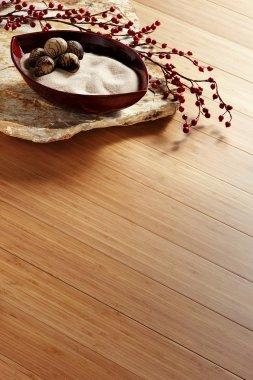 bamboo parquet fllor
