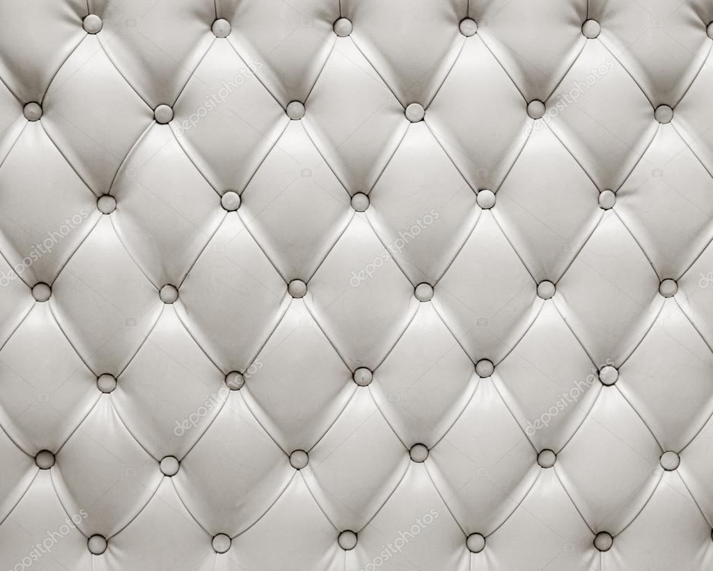 White chester upholstery — Stock Photo © estudiosaavedra