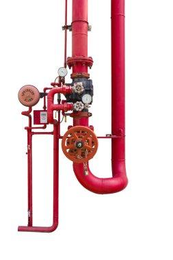 Fire alarm valve of water sprinker