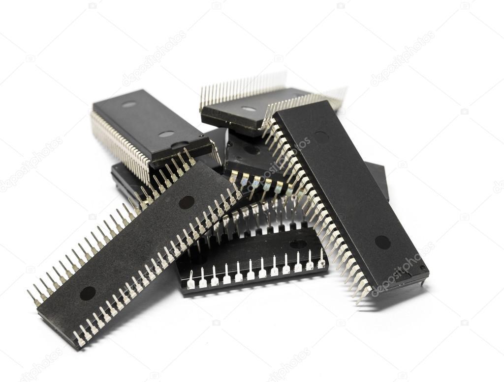 Integrated Circuit Stock Photo Mathisa 36821953 Circuits Ic