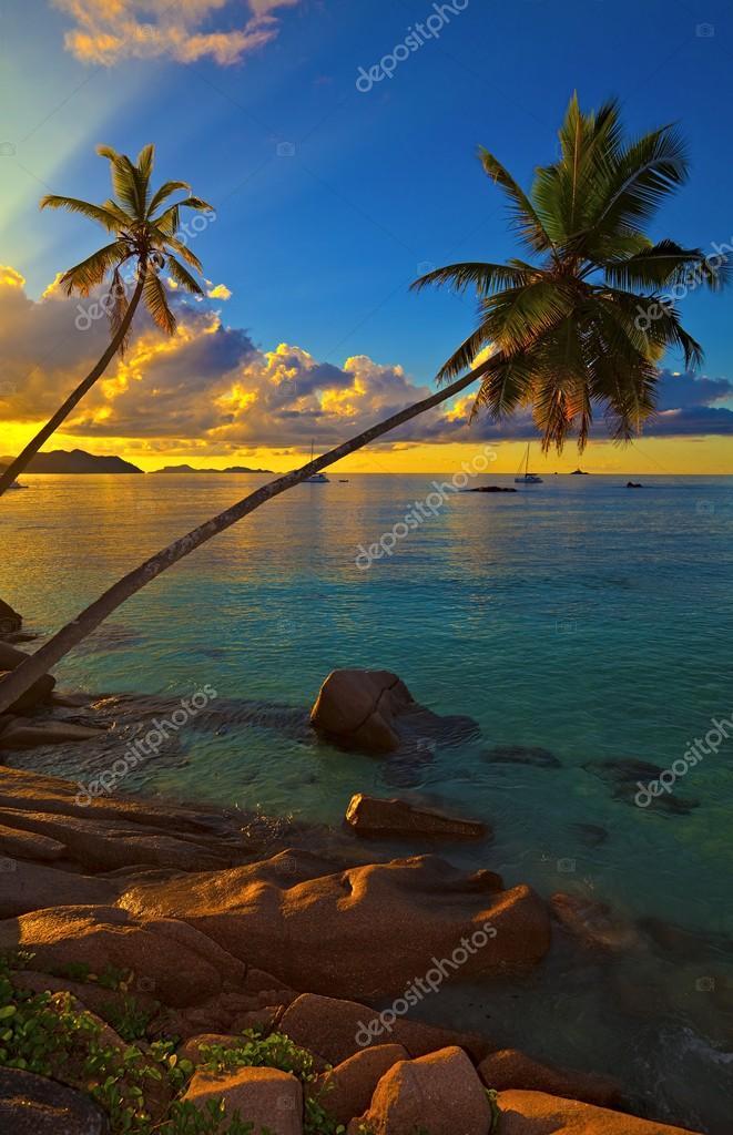 Dream seascape view