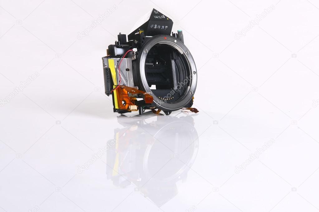 R paration appareil photo reflex num rique de pi ces for Reparation miroir