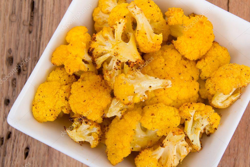 Roti De Chou Fleur Orange Photographie Juliedeshaies C 38178367