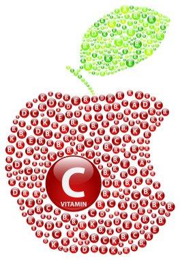 Vitamin C Apple Bite