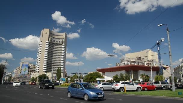 University Square Of Bucharest