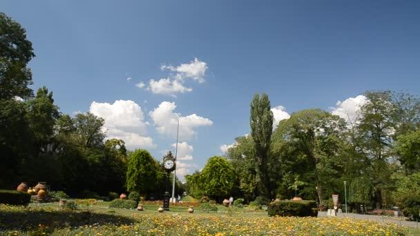 The Cismigiu Gardens