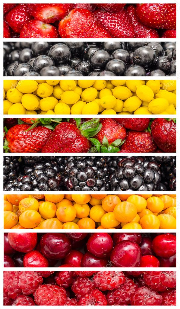 Exotic Summer Fruits