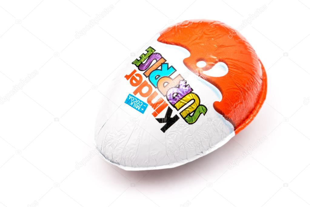 Kinder Surprise Chocolate Egg