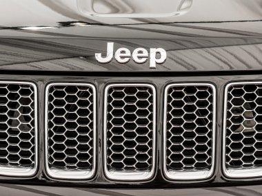 Jeep Grand Cherokee Sign