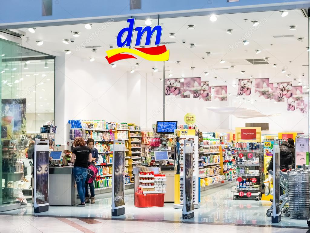 crm and dm drogerie markt