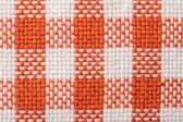 Orange Checked Texture