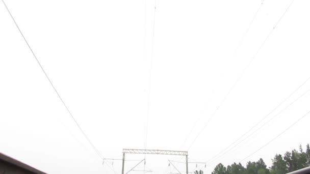osobní vlak, trans sibiřská železnice, Rusko