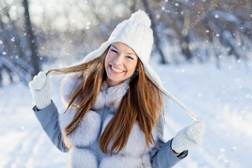 Картинки счастливых людей зимой