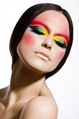 Fashion make-up