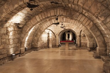 Palencia Cathedral Crypt