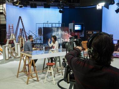 TV show La Aventura del Saber