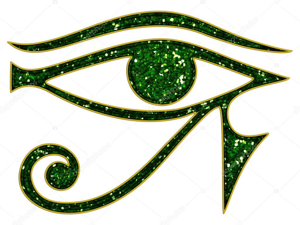 Horus Eye All Seeing Eye Of God Stock Photo C Lavalova 21337083