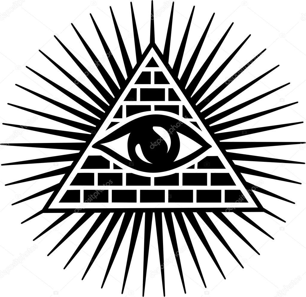 All Seeing Eye Of God Eye Of Providence Symbol Of Omniscience