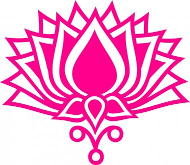 LOTUS FLOWER - symbol of enlightenment - buddhism