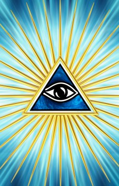 Eye Of Providence - All Seeing Eye Of God