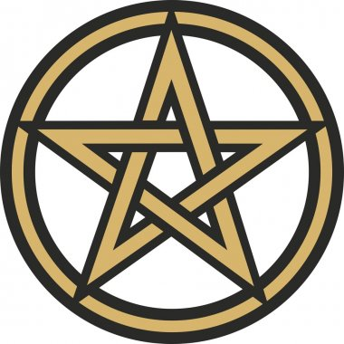pentacle - golden ratio