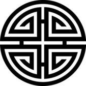 quattro benedizioni, portafortuna cinese