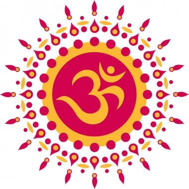 Om Sun Mandala