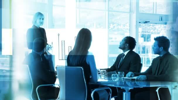 site üzleti találkozó)