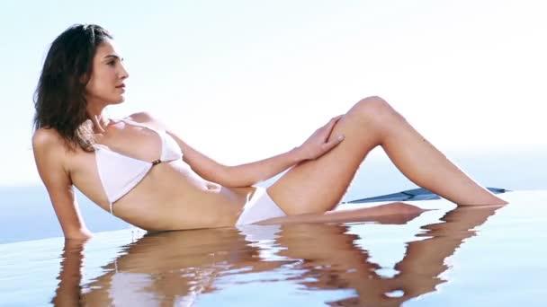Bikini model mayhem